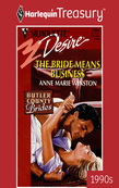 Anne Marie Winston - The Bride Means Business