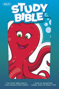 NKJV Study Bible for Kids, Octopus