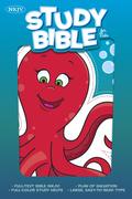 NKJV Study Bible for Kids, Octopus