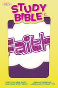 NKJV Study Bible for Kids, Faith