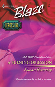 Susan Kearney - A Burning Obsession