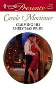 Claiming His Christmas Bride