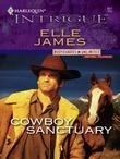 Elle James - Cowboy Sanctuary