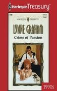 Lynne Graham - Crime of Passion