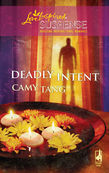 Camy Tang - Deadly Intent