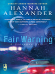 Hannah Alexander - Fair Warning