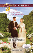 Abby Gaines - The Governess and Mr. Granville