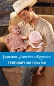 Harlequin American Romance February 2015 Box Set