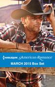 Harlequin American Romance March 2015 Box Set