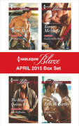 Harlequin Blaze April 2015 Box Set