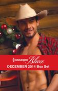 Harlequin Blaze December 2014 Box Set