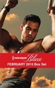 Harlequin Blaze February 2015 Box Set