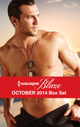 Harlequin Blaze October 2014 Box Set