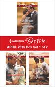 Harlequin Desire April 2015 - Box Set 1 of 2