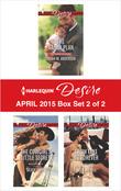 Harlequin Desire April 2015 - Box Set 2 of 2