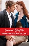 Harlequin Desire February 2015 - Box Set 1 of 2