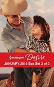 Harlequin Desire January 2015 - Box Set 2 of 2