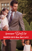 Harlequin Desire March 2015 - Box Set 2 of 2