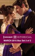 Harlequin Historical March 2015 - Box Set 2 of 2