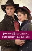 Harlequin Historical October 2014 - Box Set 1 of 2