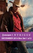 Harlequin Intrigue December 2014 - Box Set 1 of 2