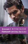 Harlequin Intrigue February 2015 - Box Set 2 of 2