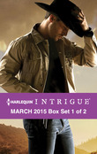 Harlequin Intrigue March 2015 - Box Set 1 of 2