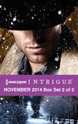 Harlequin Intrigue November 2014 - Box Set 2 of 2