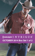 Harlequin Intrigue October 2014 - Box Set 1 of 2