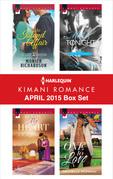 Harlequin Kimani Romance April 2015 Box Set