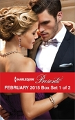 Harlequin Presents February 2015 - Box Set 1 of 2