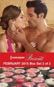Harlequin Presents February 2015 - Box Set 2 of 2