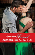 Harlequin Presents October 2014 - Box Set 1 of 2