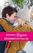 Harlequin Romance December 2014 Box Set