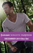 Harlequin Romantic Suspense December 2014 Box Set
