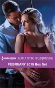 Harlequin Romantic Suspense February 2015 Box Set
