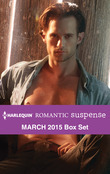 Harlequin Romantic Suspense March 2015 Box Set