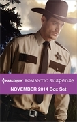 Harlequin Romantic Suspense November 2014 Box Set