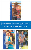 Harlequin Special Edition April 2015 - Box Set 1 of 2
