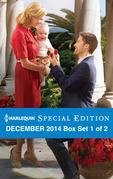 Harlequin Special Edition December 2014 - Box Set 1 of 2