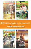 Harlequin Superromance April 2015 - Box Set
