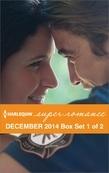 Harlequin Superromance December 2014 - Box Set 1 of 2