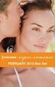 Harlequin Superromance February 2015 - Box Set