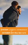 Harlequin Superromance October 2014 - Box Set 2 of 2