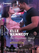 Elle Kennedy - The Heartbreak Sheriff