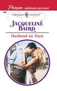Jacqueline Baird - Husband on Trust