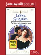 Lynne Graham - Indecent Deception
