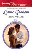 Lynne Graham - Jess's Promise