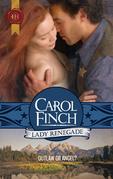 Carol Finch - Lady Renegade