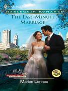 The Last-Minute Marriage